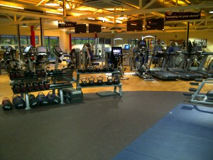 The Gym at the Romsey Rapids