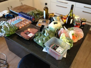 Slow Carb Diet Shopping